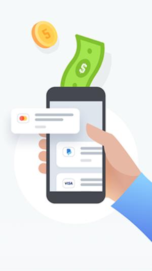 wallet link pago